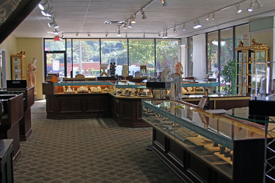 Diamond Jewelry Store in Tallahassee FL