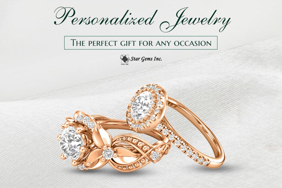 Get Your Personalized Jewelry At Grace Fine Jewelers