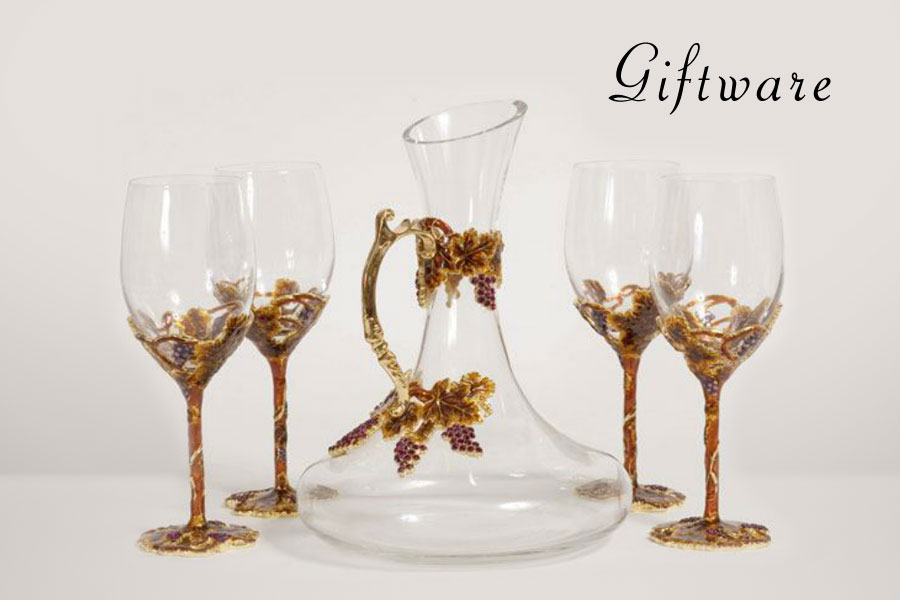 Giftwares Collection at Grace Fine Jewelers