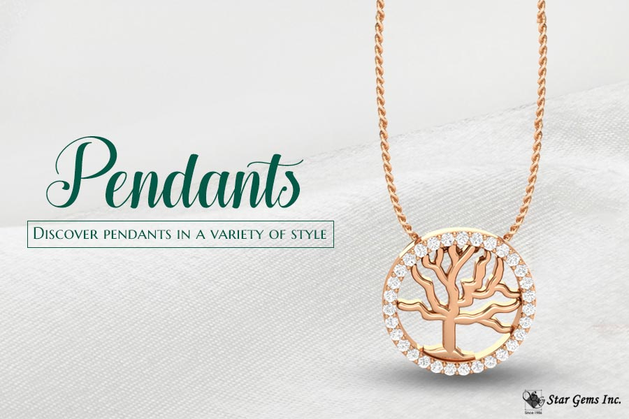 Shop Stylish Pendants At Grace Fine Jewelers